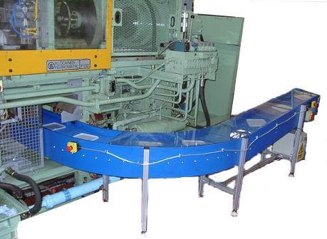 Scan belt modular conveyor systems a s