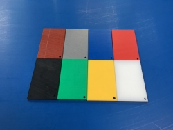 available conveyor colours
