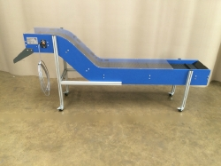 horizontal incline horizontal conveyor