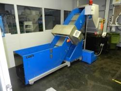 tunnel metal detector conveyor