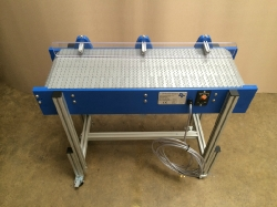 small horizontal conveyor