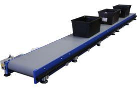 Horizontal Conveyors