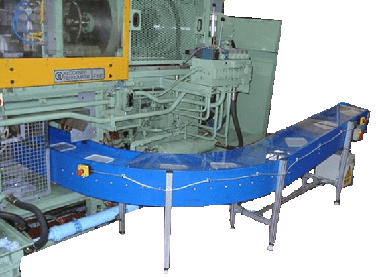 Conveyors built any size, shape or colour.