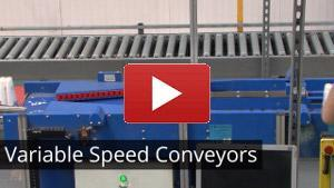 variable speed conveyors